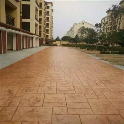 上海小区住宅压膜道路